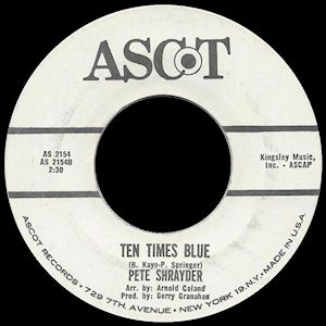 ten times blue 300